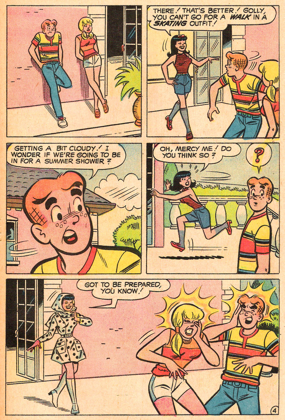 Read online Archie's Girls Betty and Veronica comic -  Issue #165 - 31