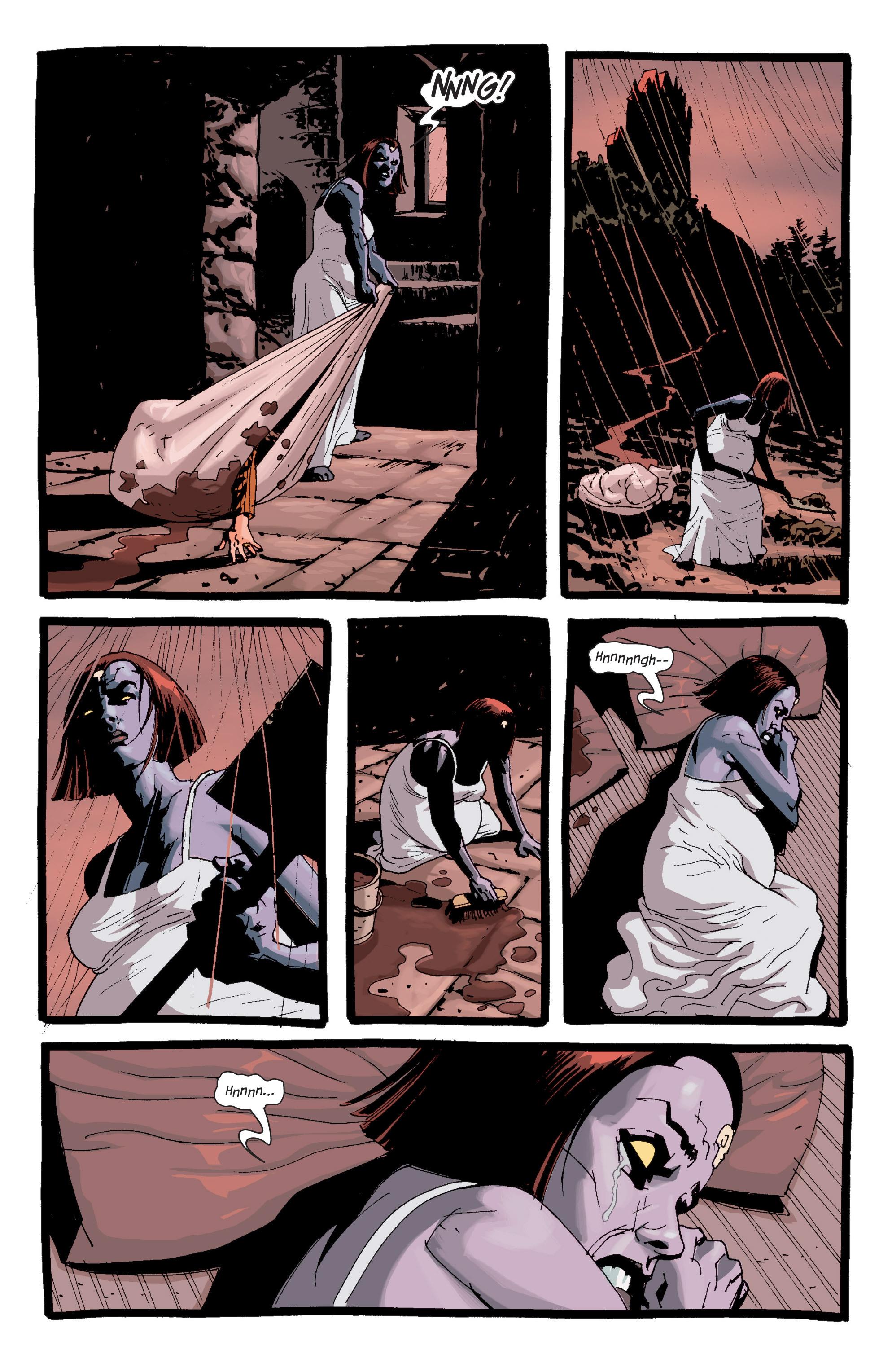 Read online Uncanny X-Men (1963) comic -  Issue #428 - 23