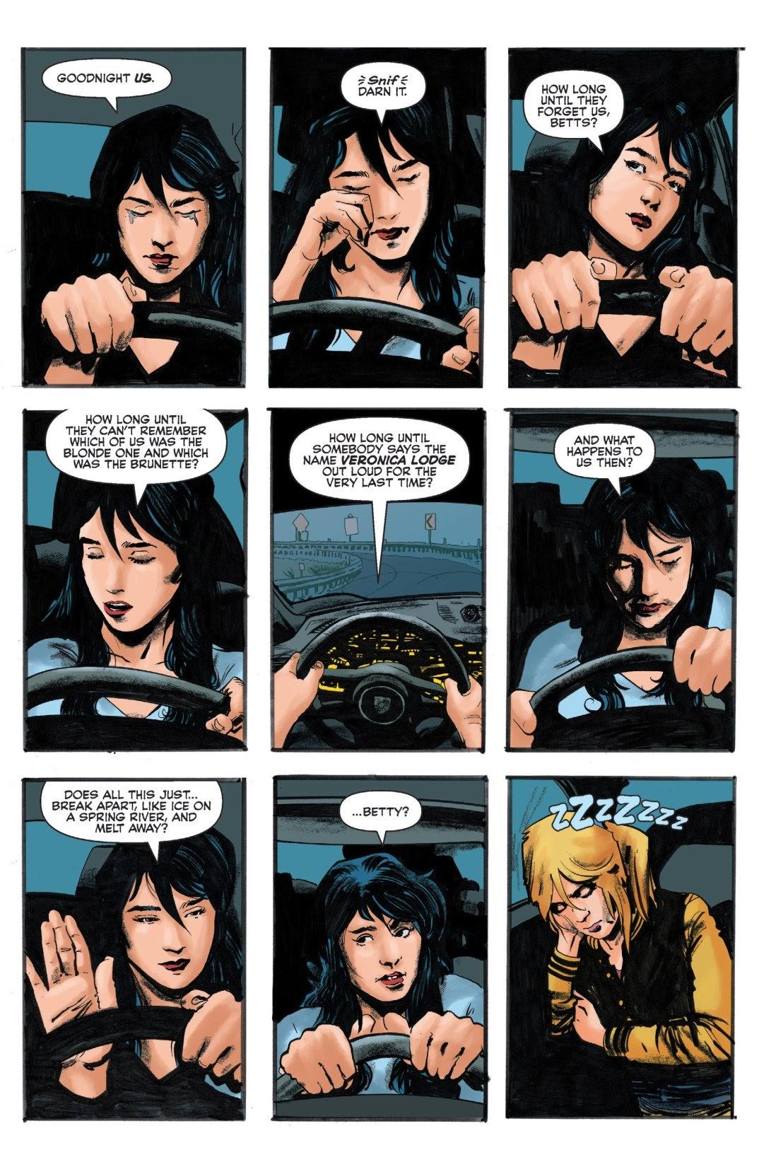 Archie vs. Predator II #1 #1 - English 12