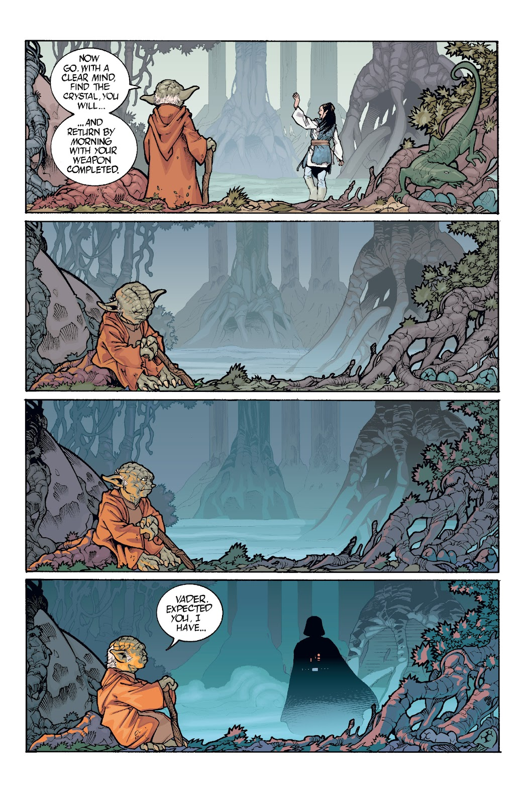 Read online Star Wars Legends: Infinities - Epic Collection comic -  Issue # TPB (Part 2) - 75