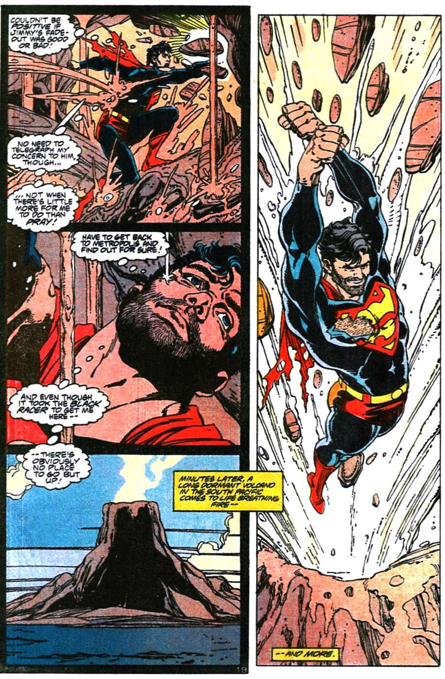 Read online Adventures of Superman (1987) comic -  Issue #470 - 20