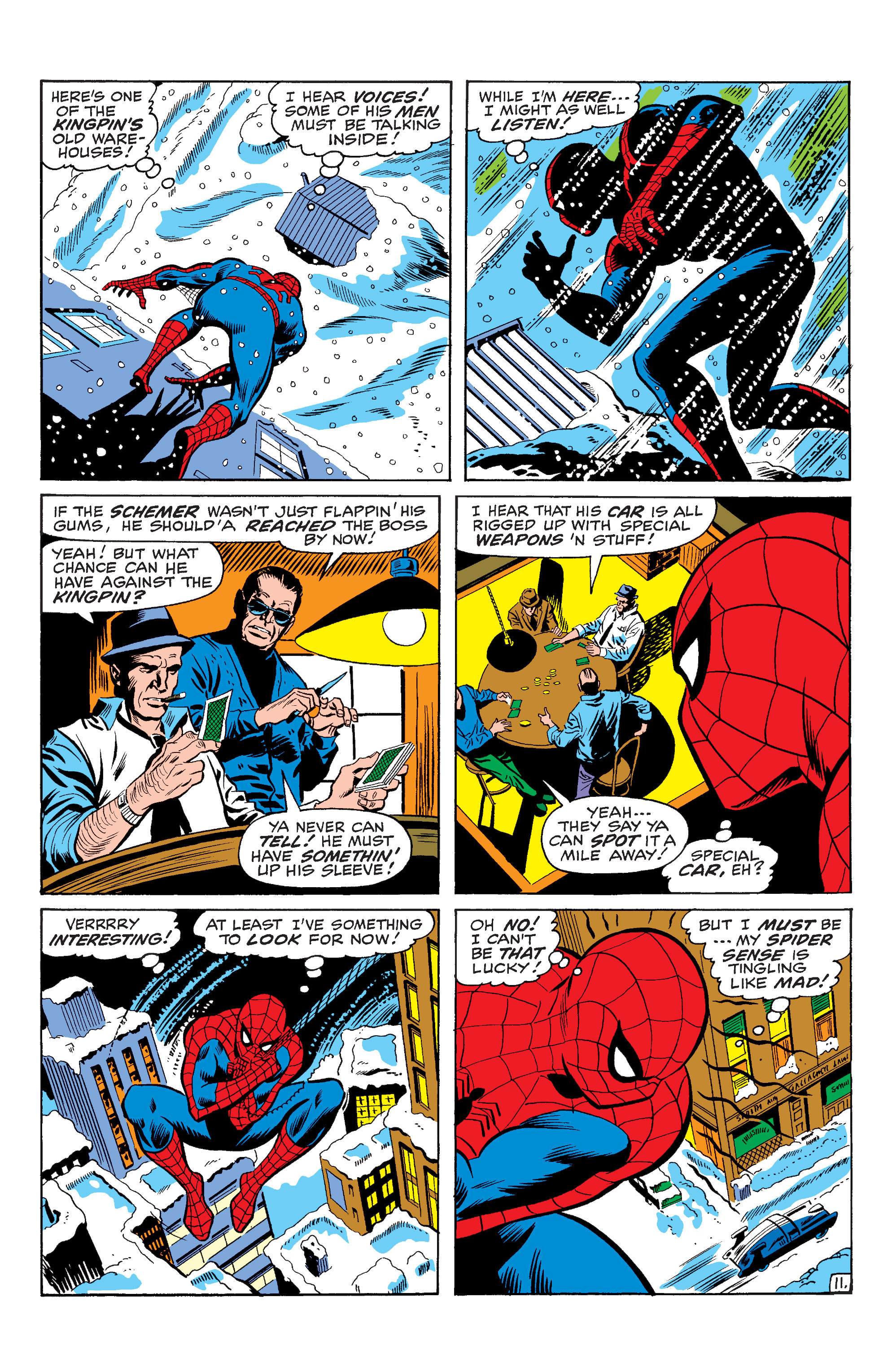 The Amazing Spider-Man (1963) 84 Page 11