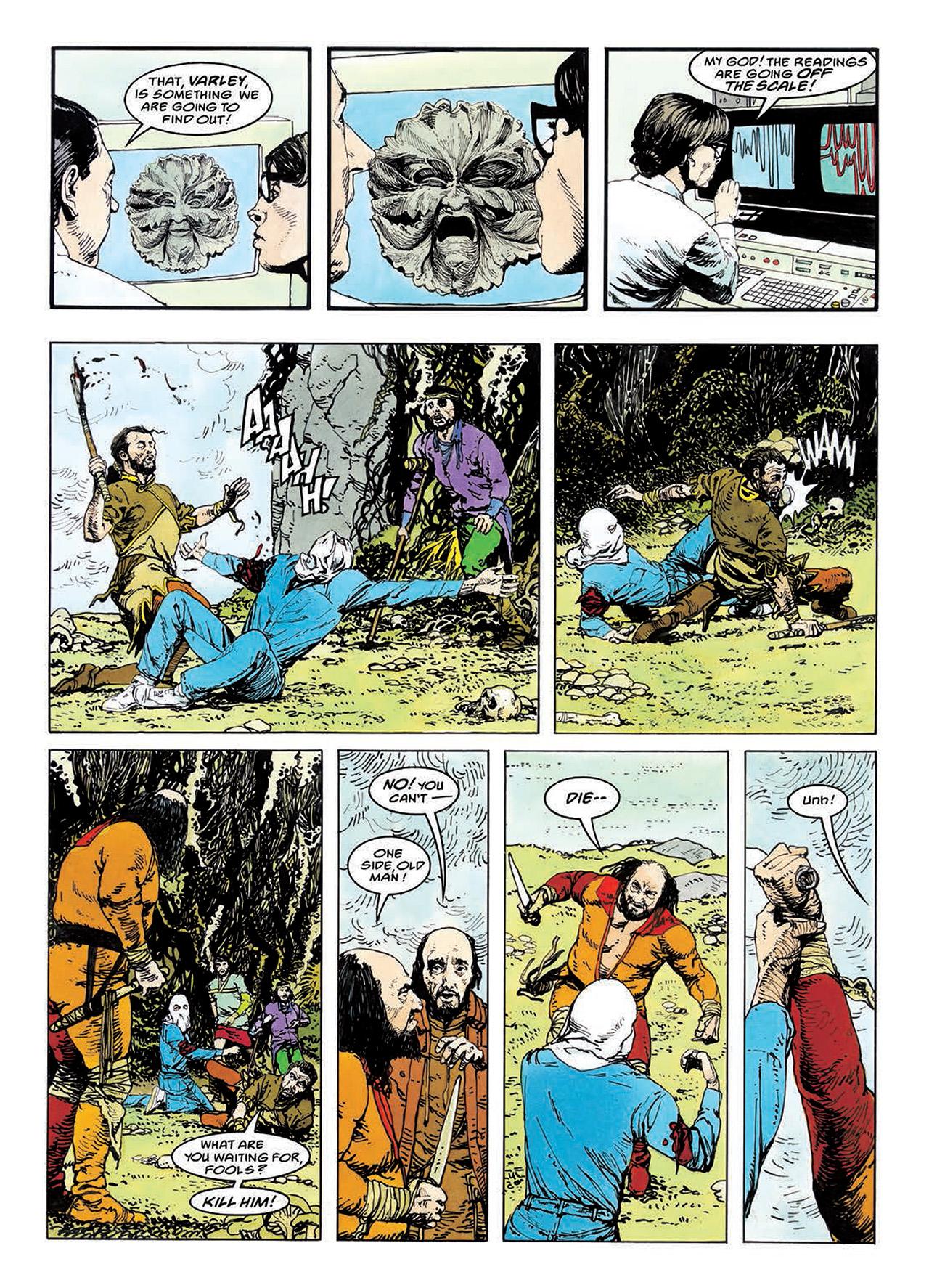 Read online Mazeworld comic -  Issue # TPB - 105