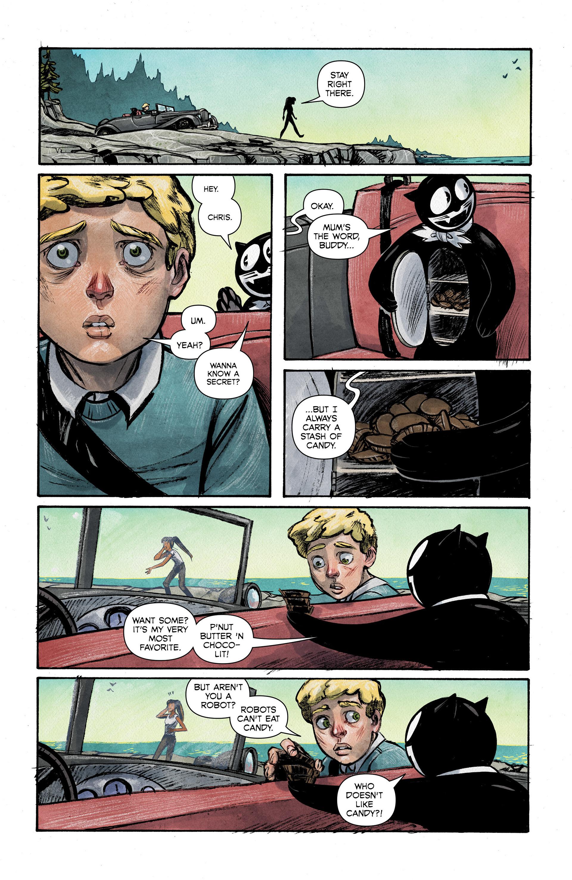 Read online Shutter comic -  Issue #6 - 20