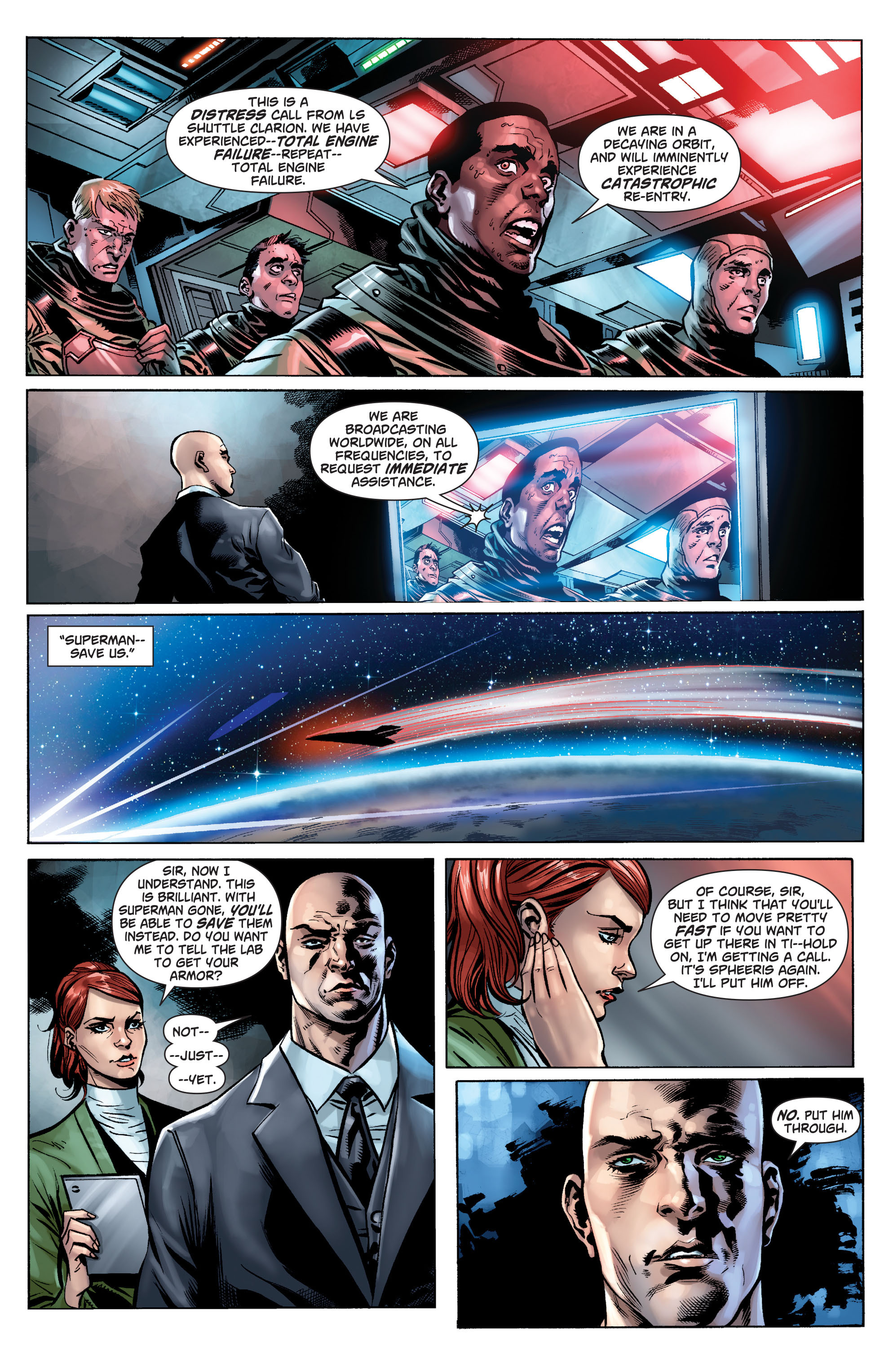 Read online Action Comics (2011) comic -  Issue #23.3 - 13