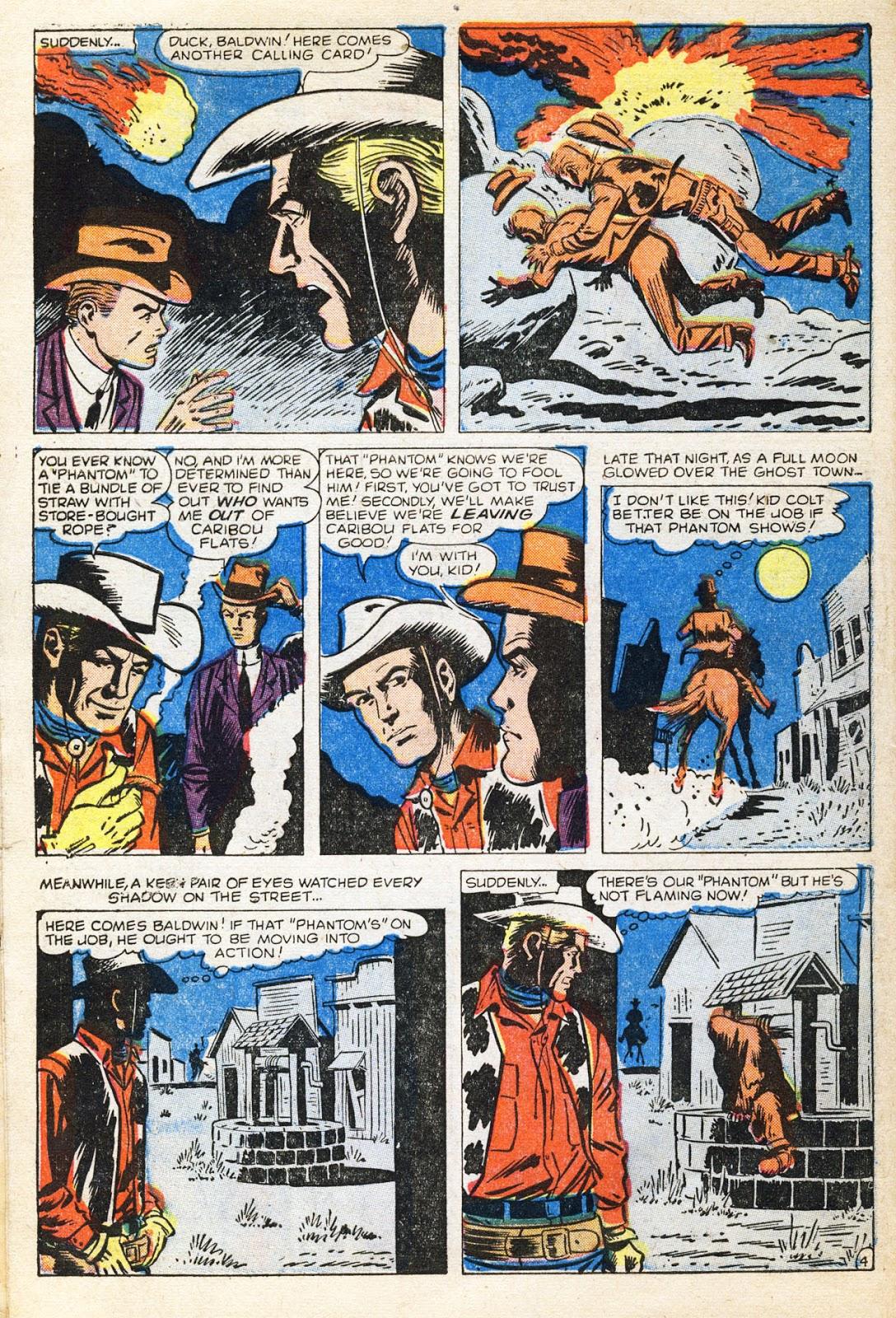 Gunsmoke Western issue 38 - Page 6
