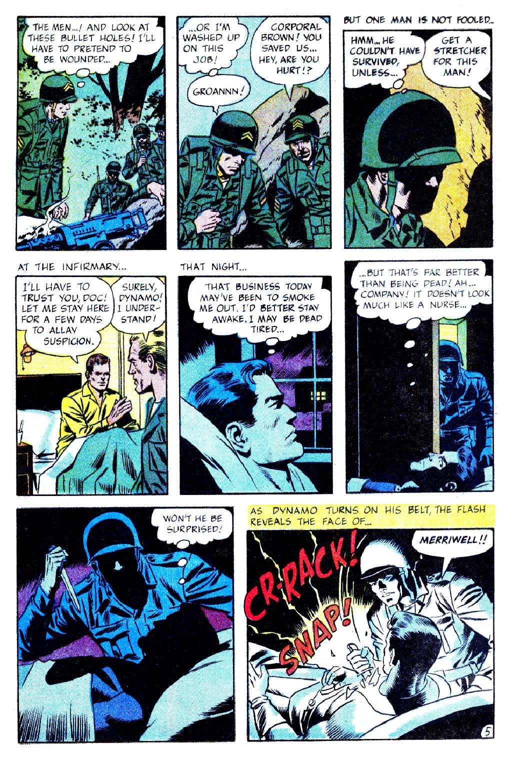T.H.U.N.D.E.R. Agents (1965) issue 9 - Page 7