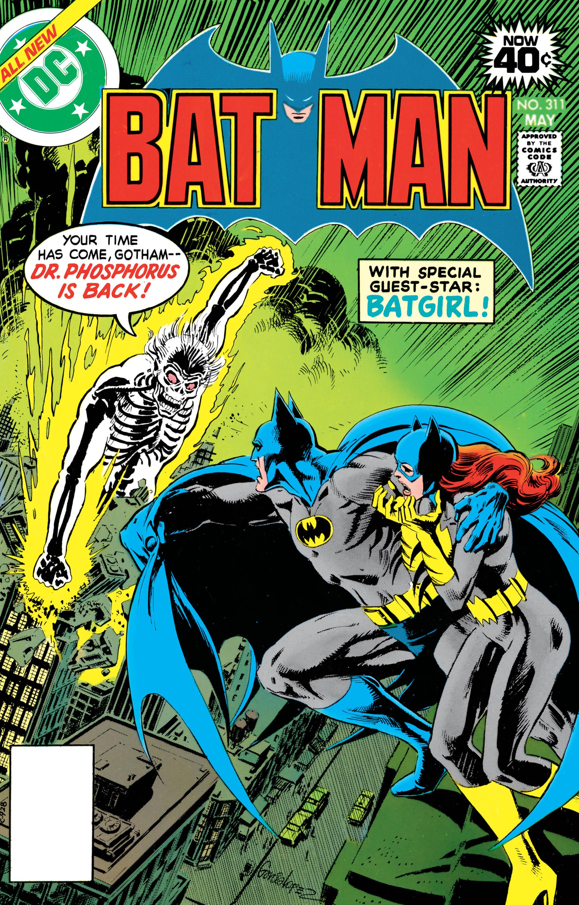 Batman (1940) 311 Page 1