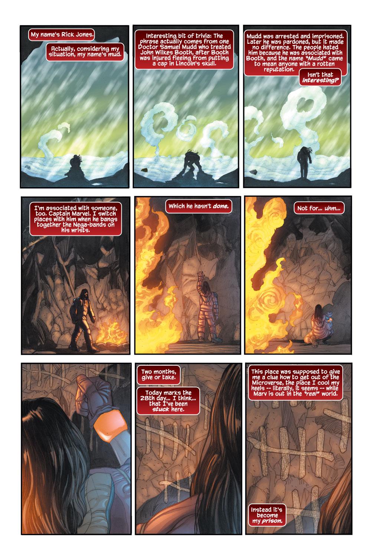 Captain Marvel (2002) Issue #3 #3 - English 8