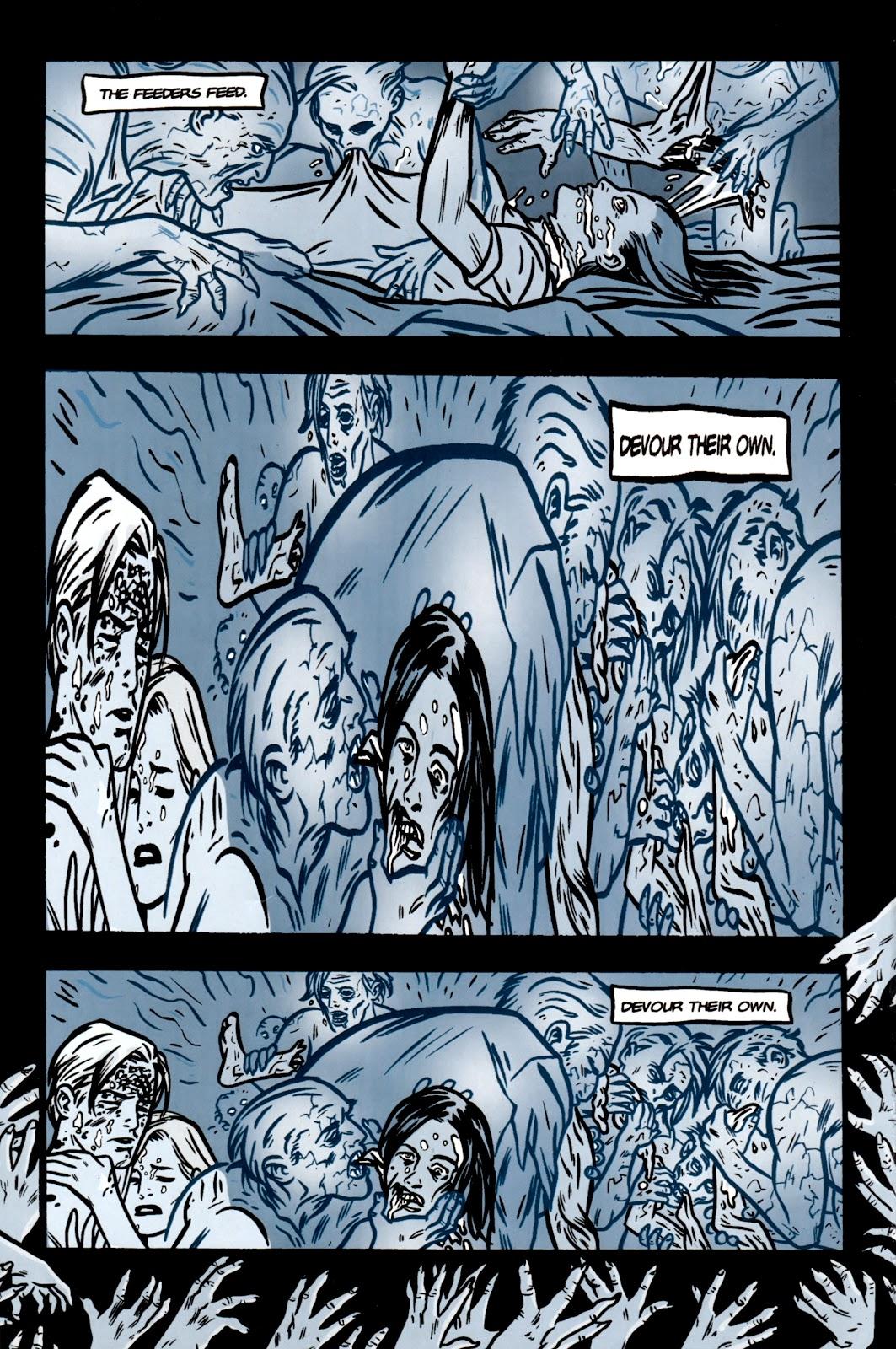 Read online Feeders comic -  Issue # Full - 28