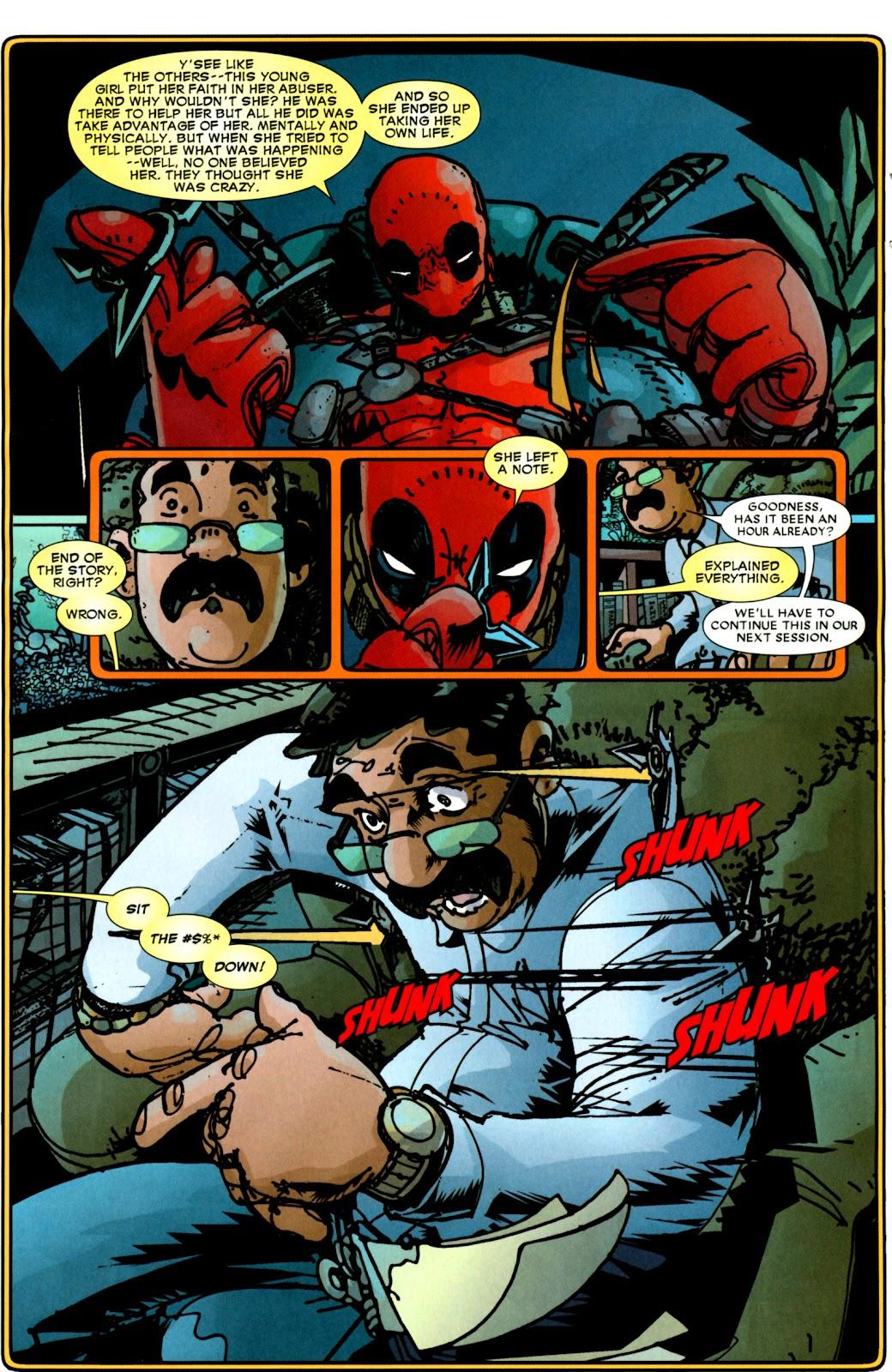 Read online Deadpool (2008) comic -  Issue #900 - 29