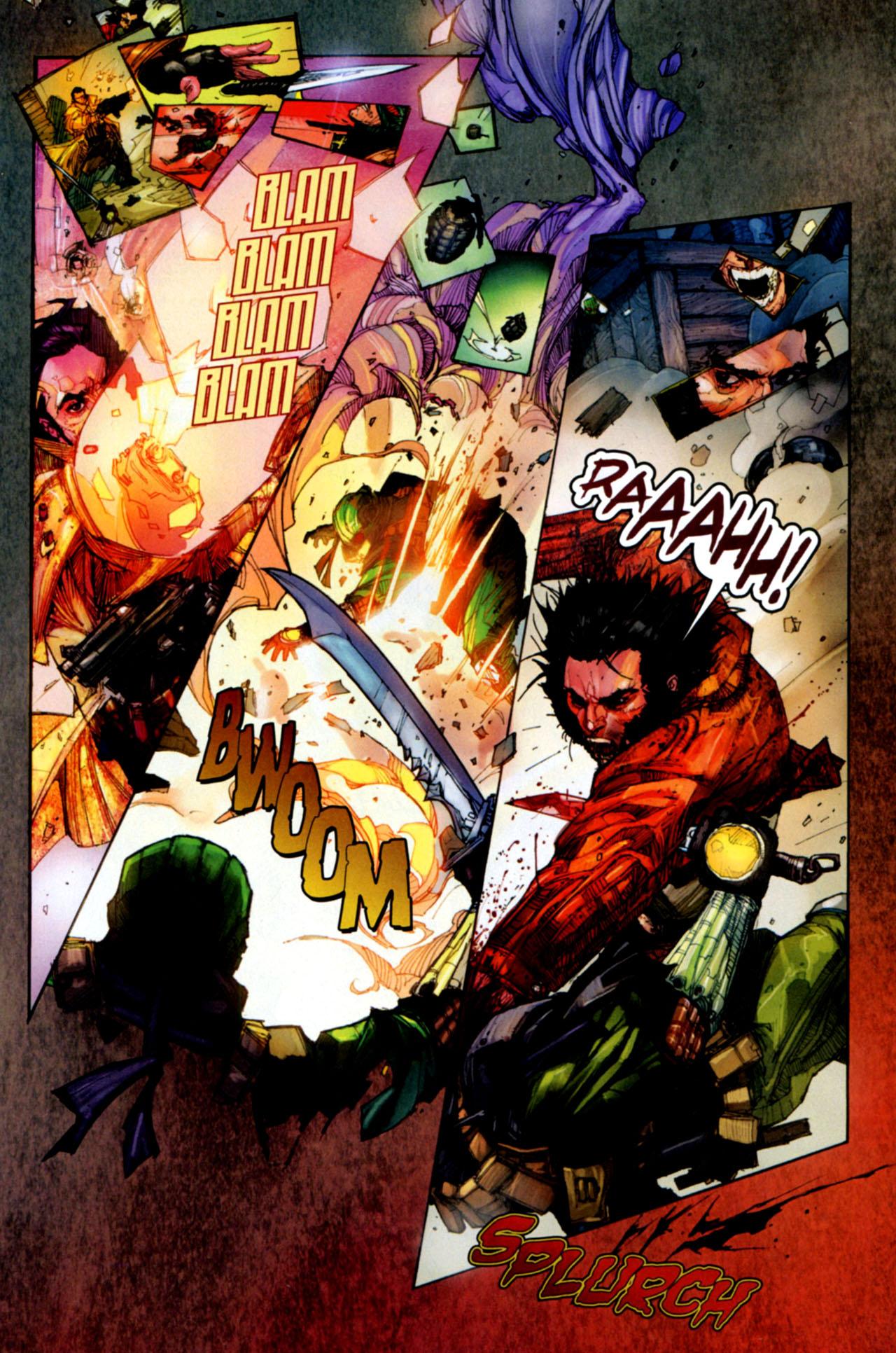 Read online Astonishing Tales (2009) comic -  Issue #1 - 8