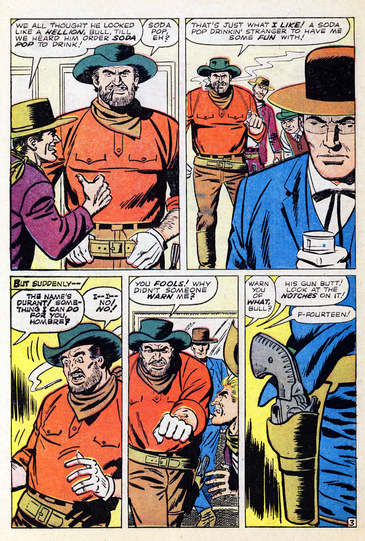 Read online Two-Gun Kid comic -  Issue #67 - 30