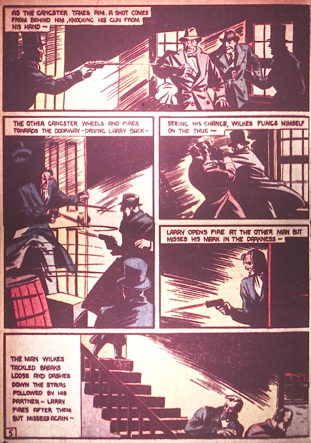 Detective Comics (1937) 10 Page 13