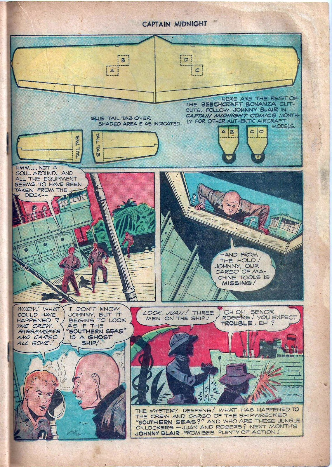 Captain Midnight (1942) issue 59 - Page 18