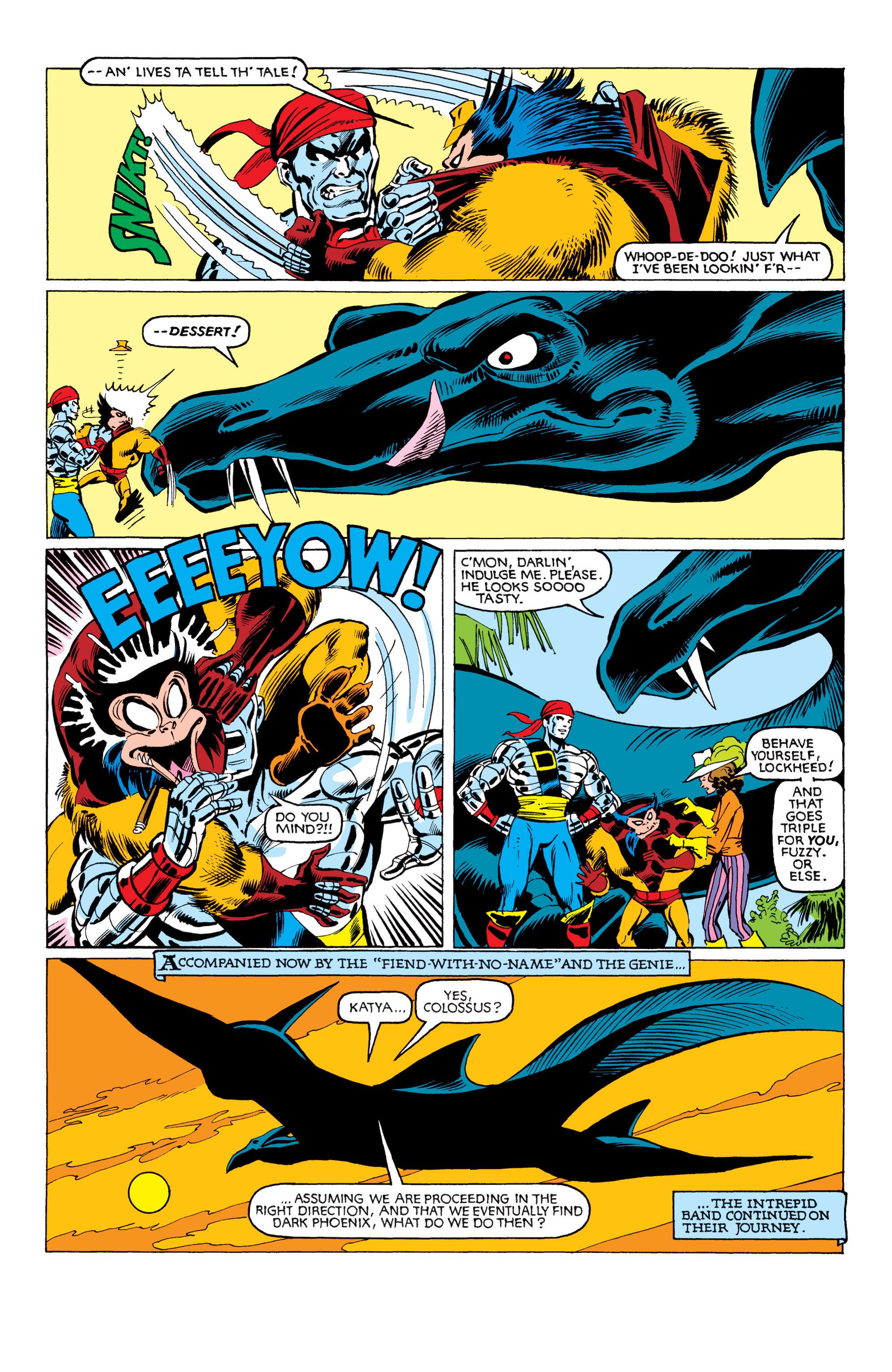 Read online Uncanny X-Men (1963) comic -  Issue #153 - 17