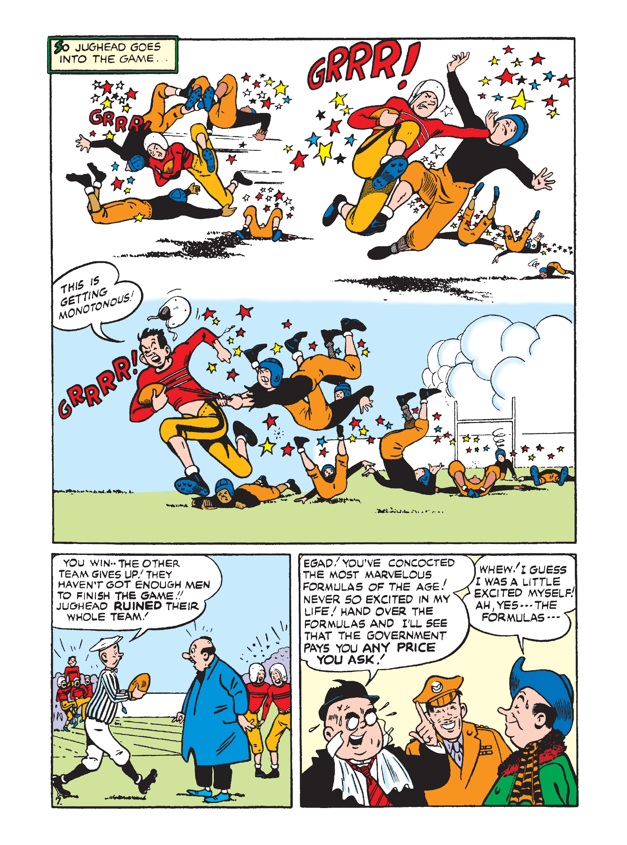 Read online Archie 75th Anniversary Digest comic -  Issue #3 - 49