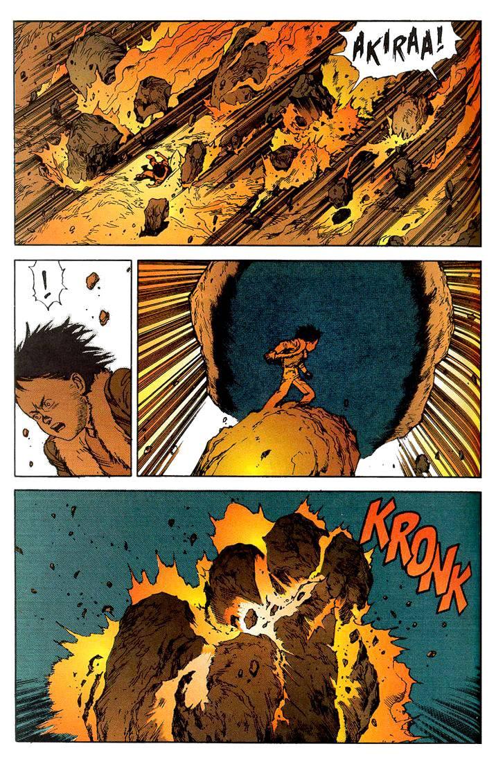 Read online Akira comic -  Issue #11 - 58