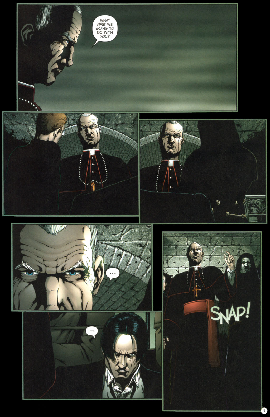 Read online Rex Mundi comic -  Issue #11 - 7