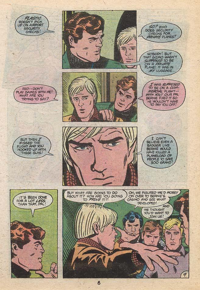 Read online Adventure Comics (1938) comic -  Issue #497 - 6