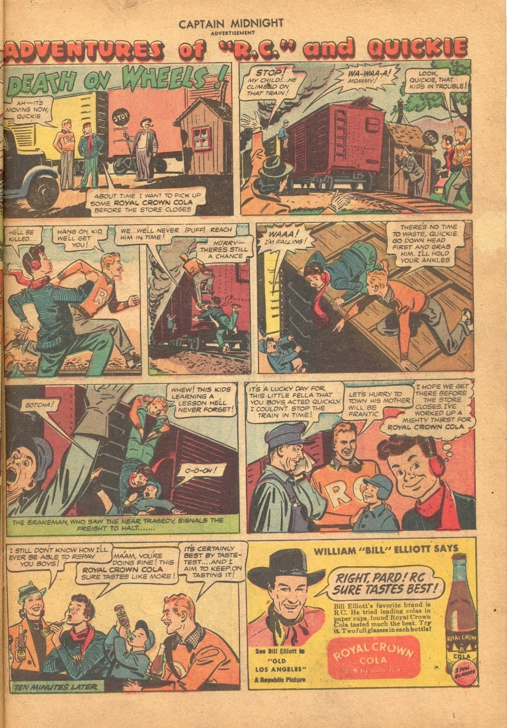 Captain Midnight (1942) issue 61 - Page 11