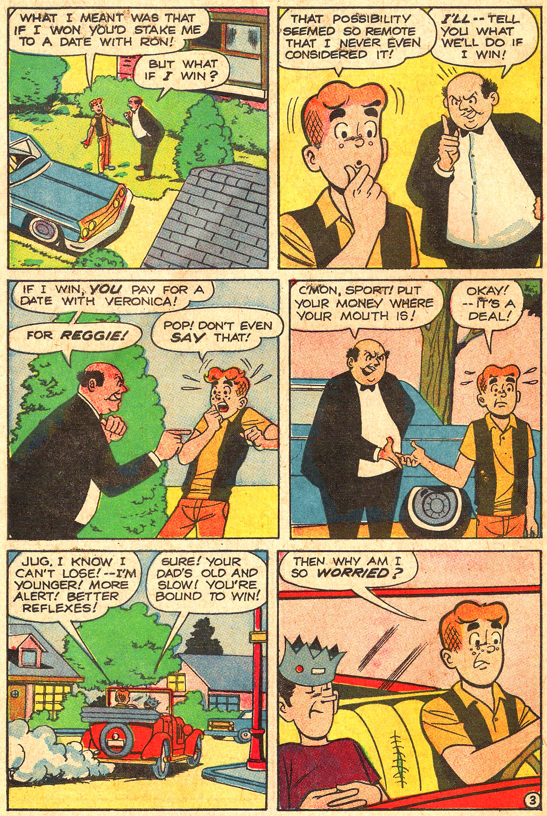 Read online Archie (1960) comic -  Issue #176 - 30