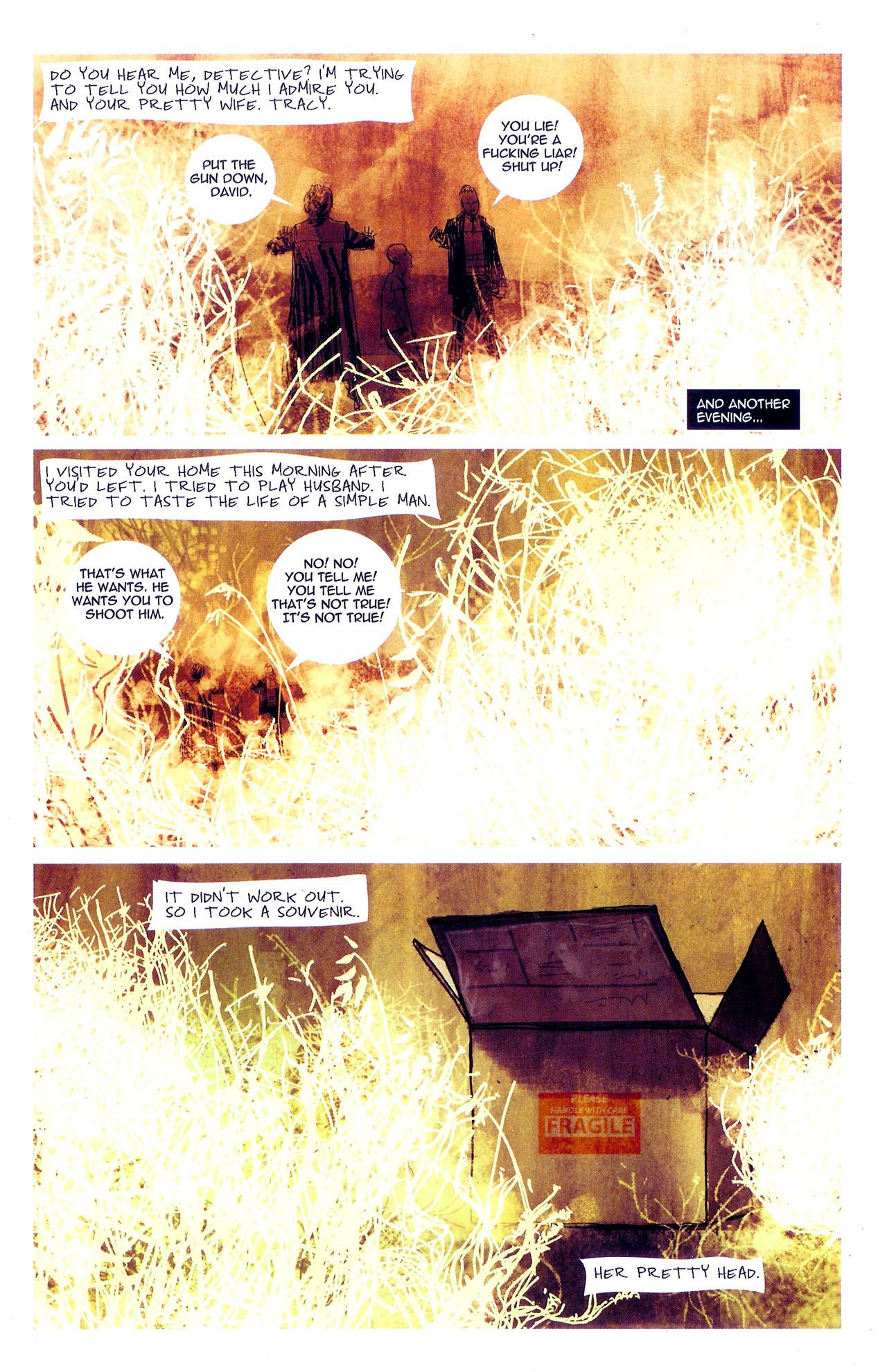 Read online Se7en comic -  Issue #7 - 26