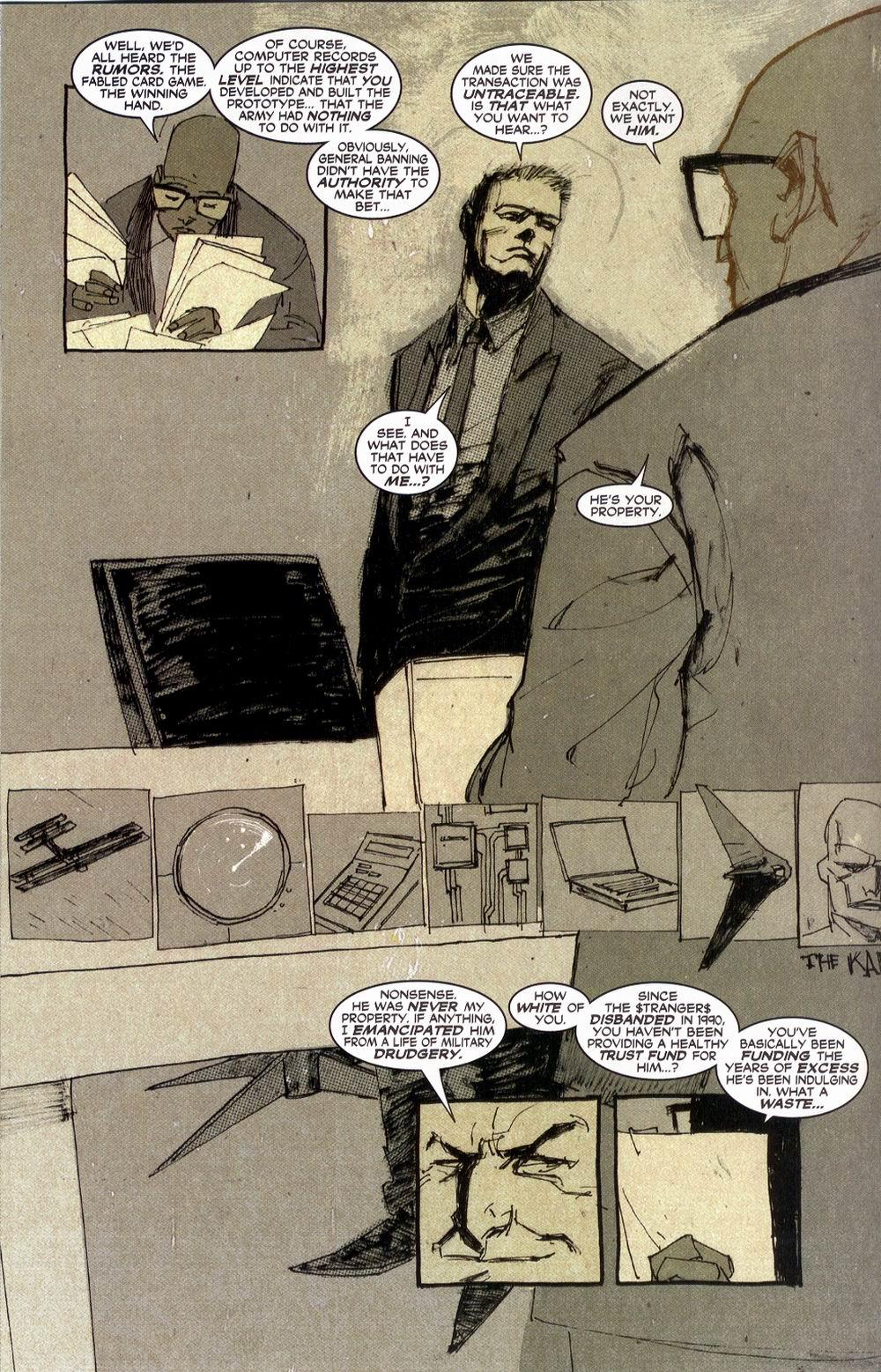 Read online Automatic Kafka comic -  Issue #2 - 11