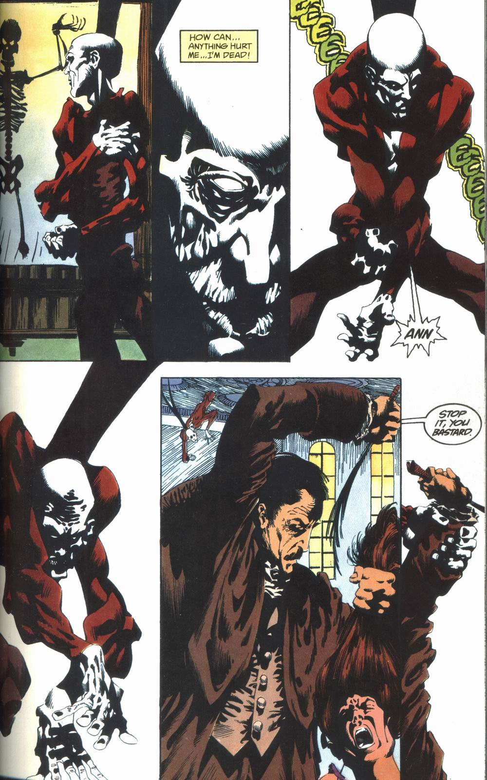 Read online Deadman: Love After Death comic -  Issue #1 - 19