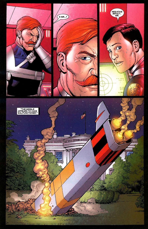 Read online Wolverine: Origins comic -  Issue #1 - 11