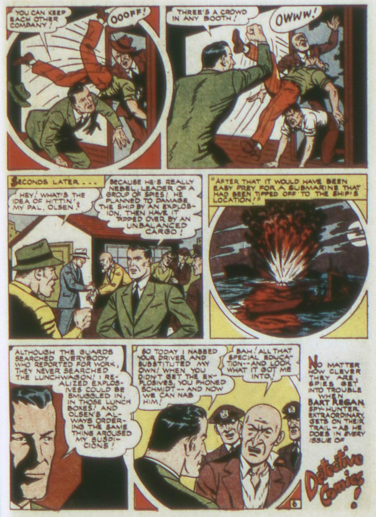 Read online Detective Comics (1937) comic -  Issue #82 - 37