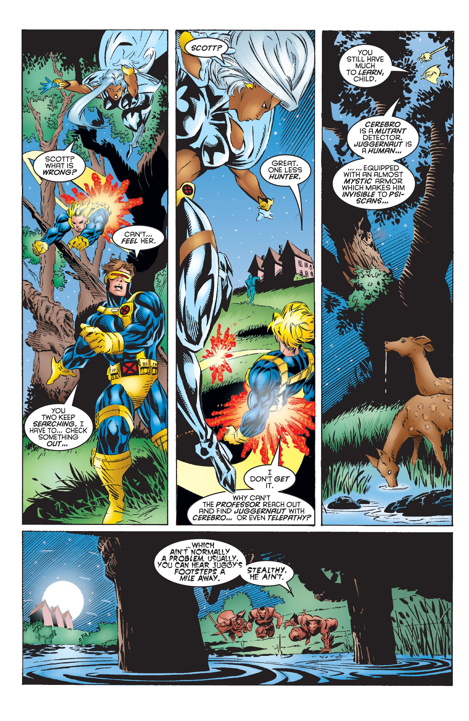 X-Men (1991) 54 Page 7