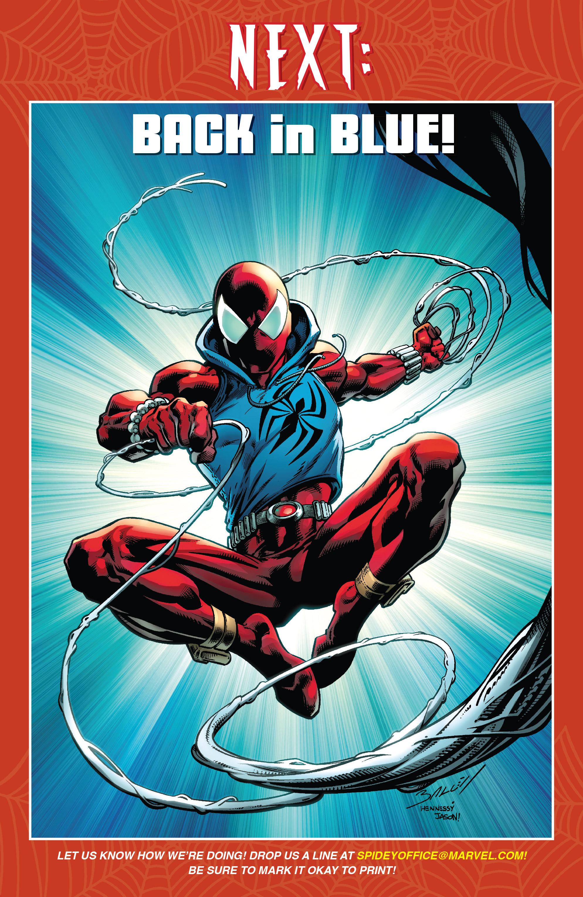 Read online Ben Reilly: Scarlet Spider comic -  Issue #2 - 23