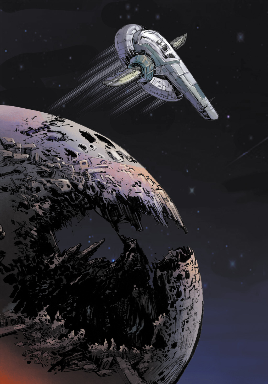 Read online Star Wars Omnibus comic -  Issue # Vol. 33 - 390
