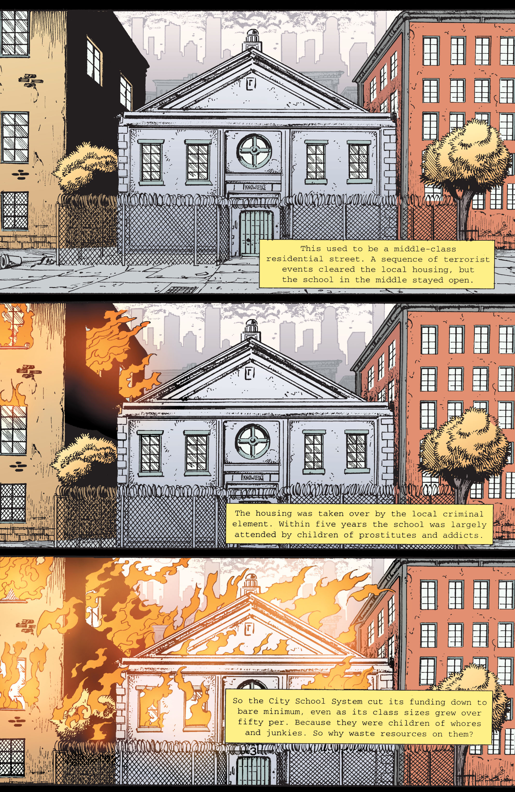 Read online Transmetropolitan comic -  Issue #42 - 4