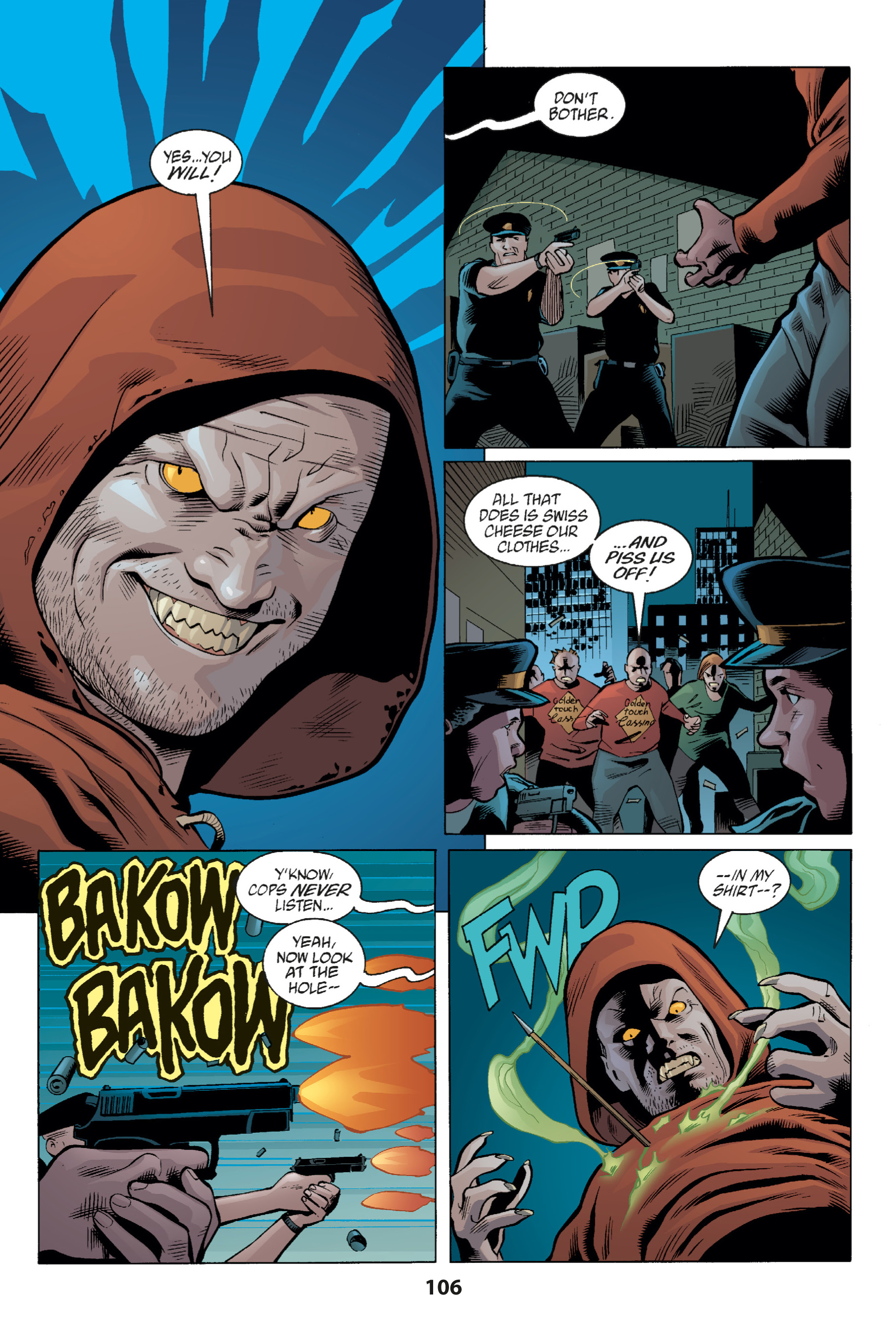 Read online Buffy the Vampire Slayer: Omnibus comic -  Issue # TPB 1 - 105