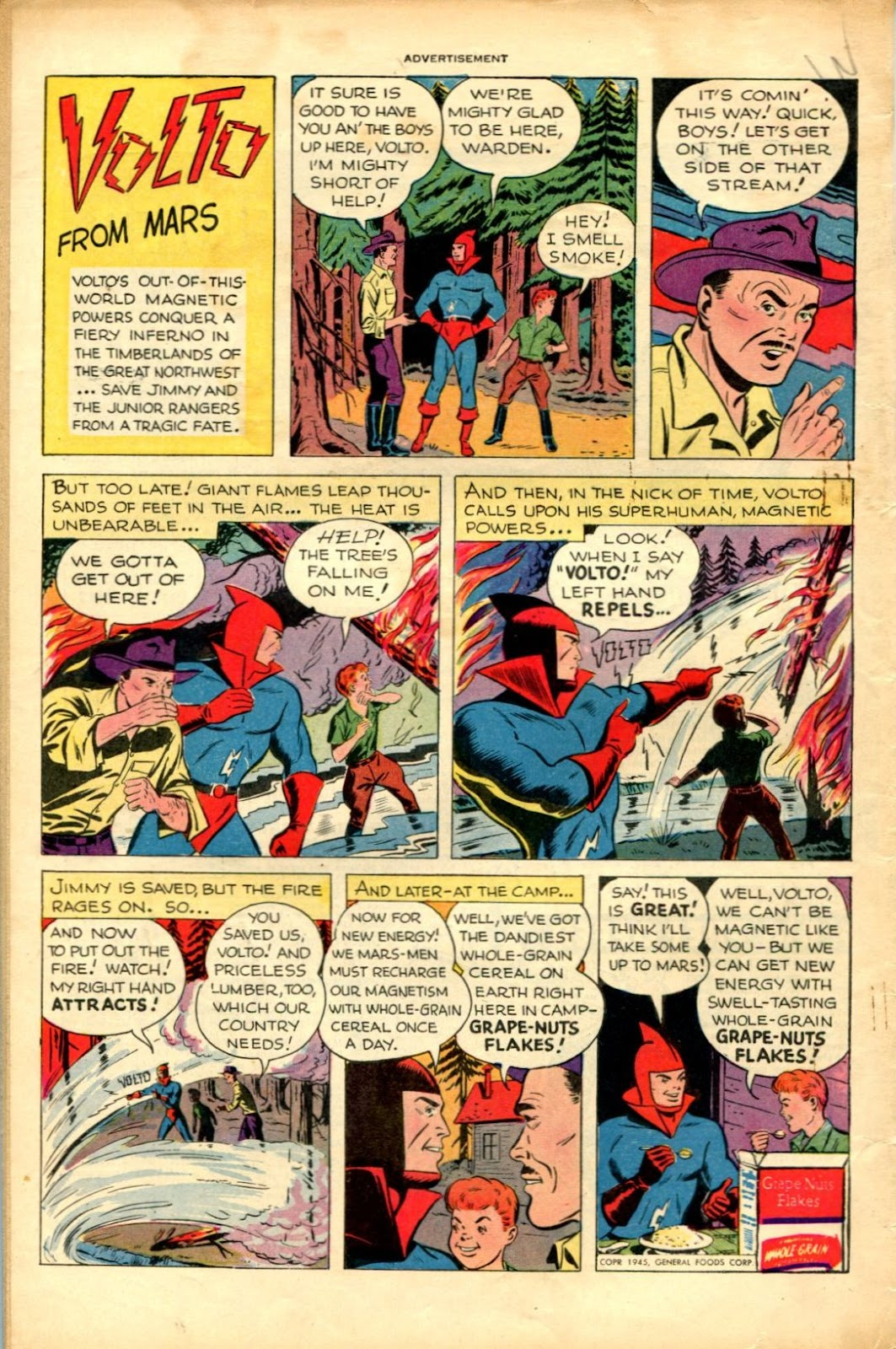 Read online Super-Magician Comics comic -  Issue #46 - 52