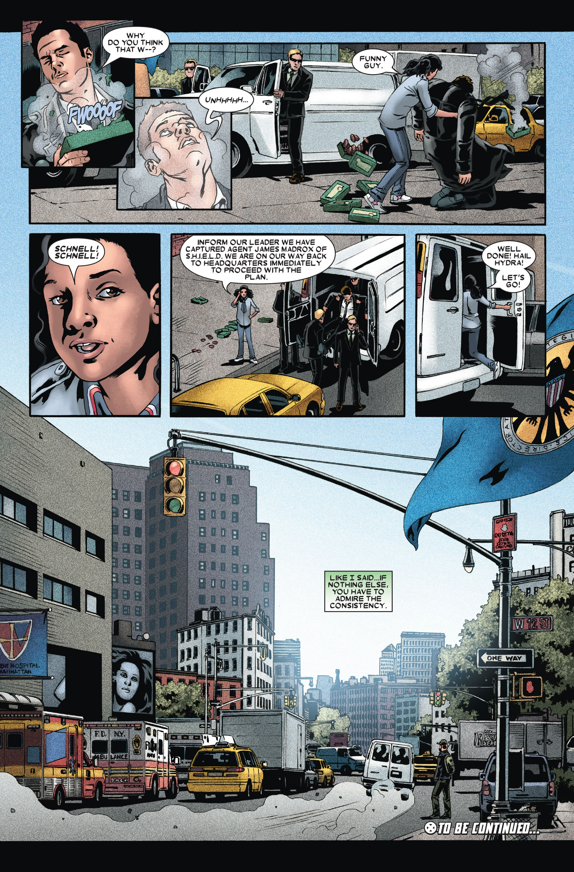 Read online X-Factor (2006) comic -  Issue #14 - 24