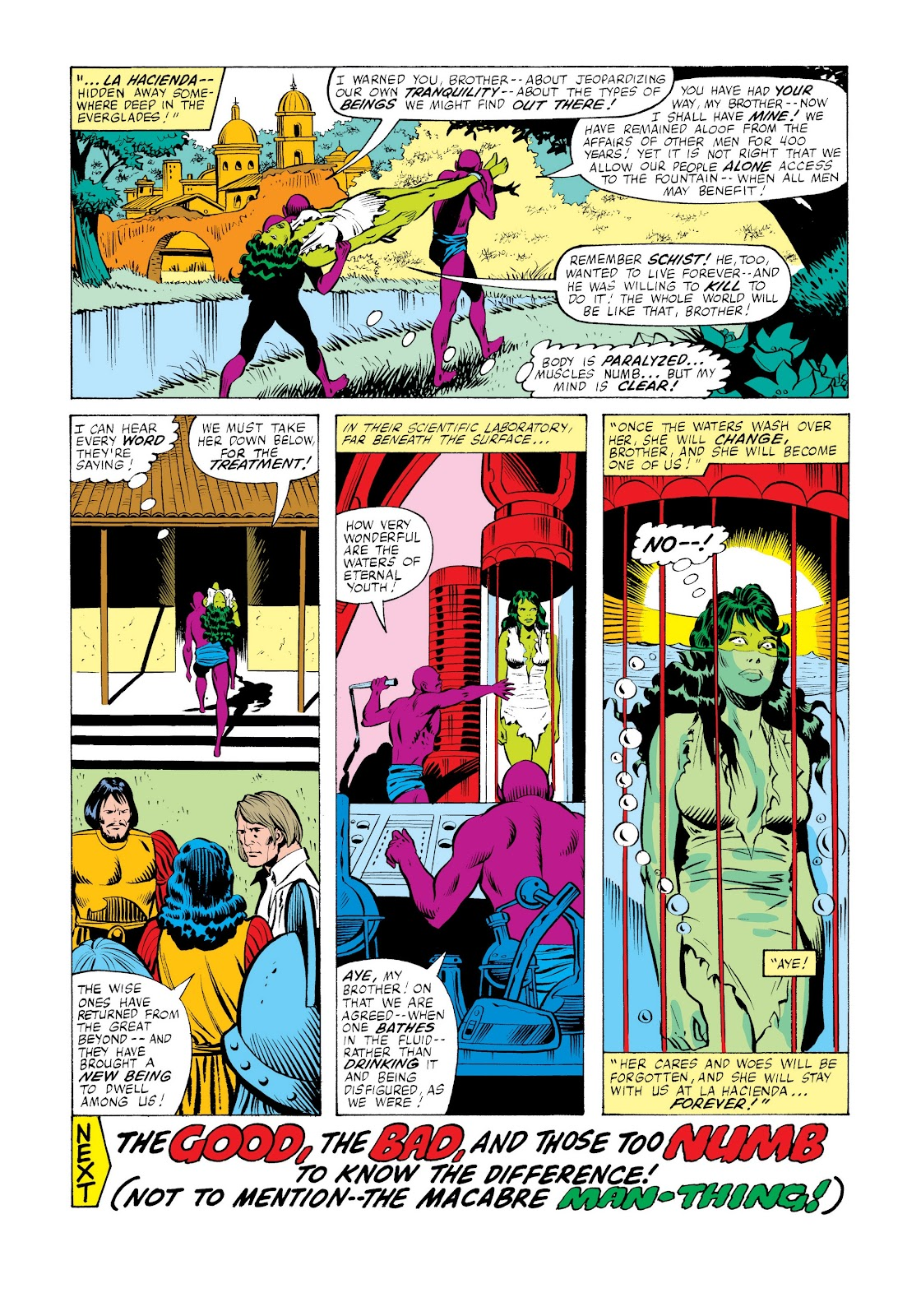 Marvel Masterworks: The Savage She-Hulk issue TPB_1_(Part_2) - Page 35