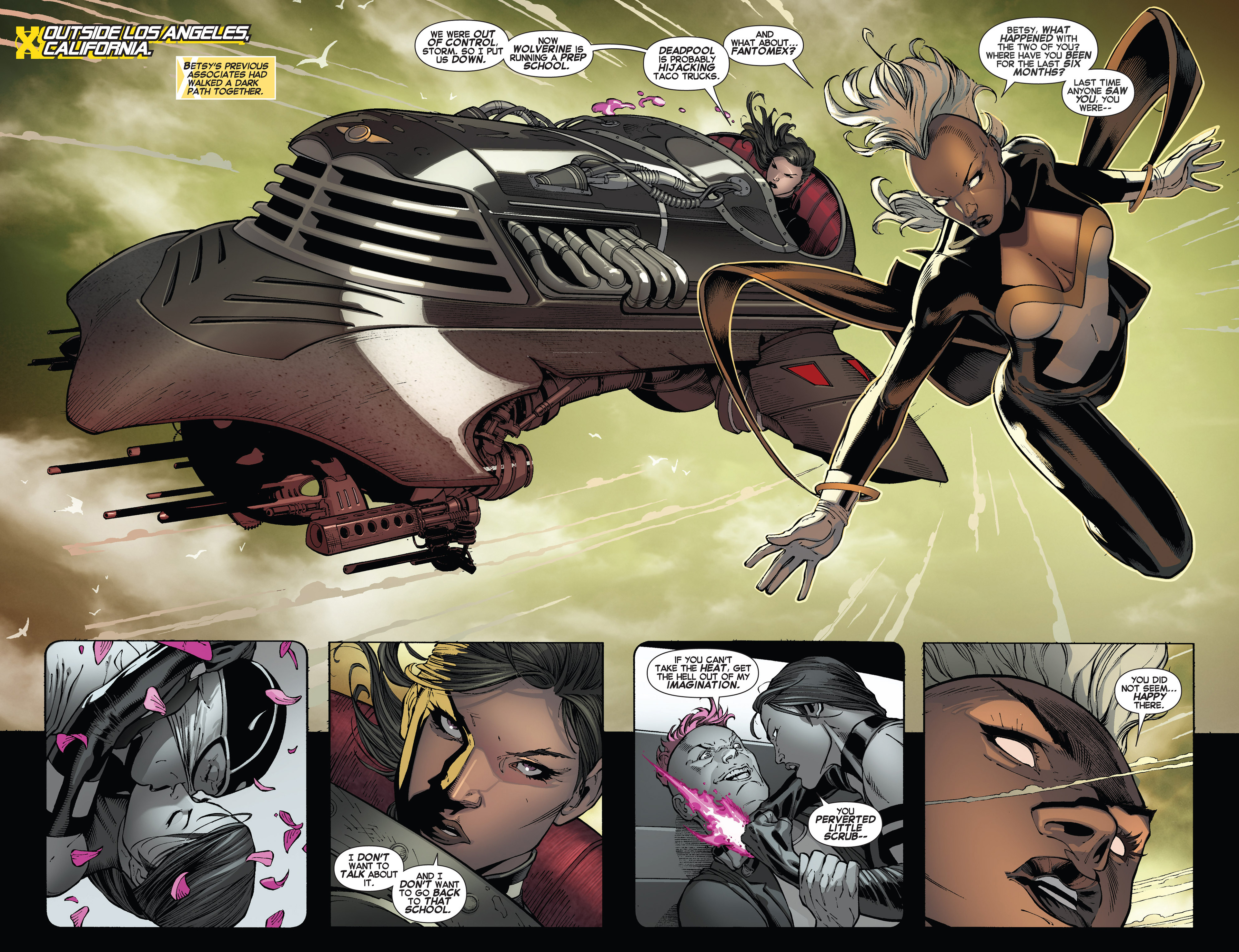 Read online Uncanny X-Force (2013) comic -  Issue #1 - 3