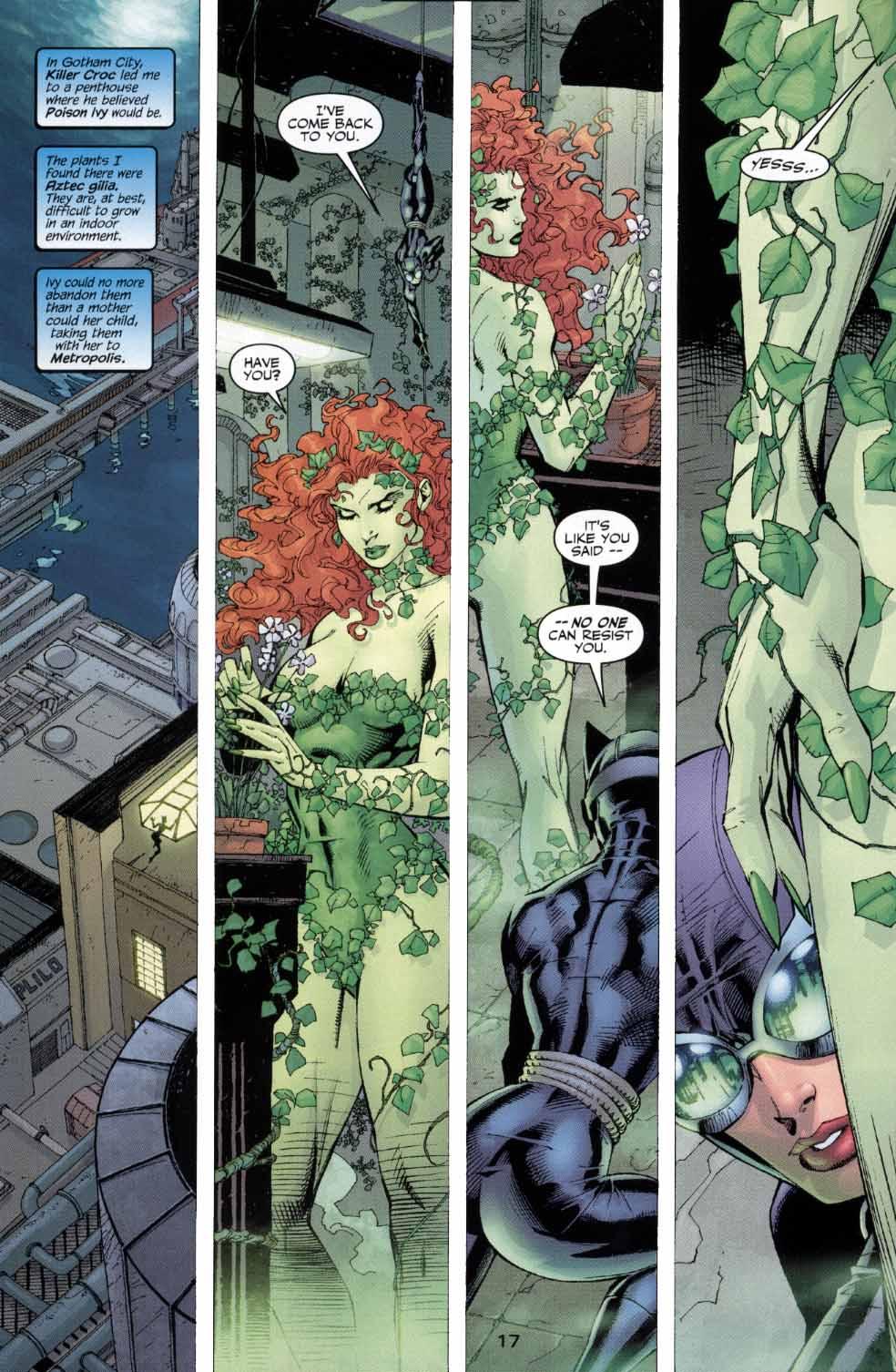 Read online Batman: Hush comic -  Issue #4 - 16