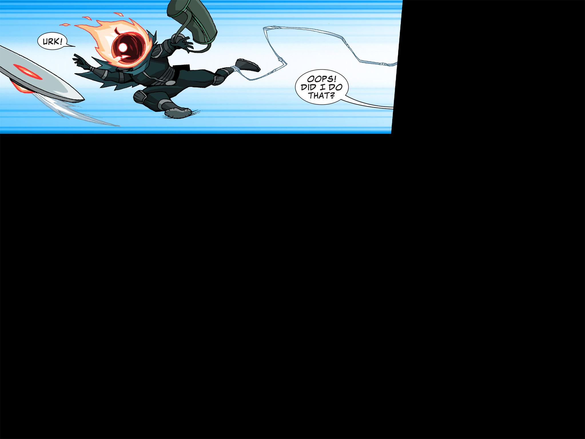 Read online Ultimate Spider-Man (Infinite Comics) (2015) comic -  Issue #1 - 10