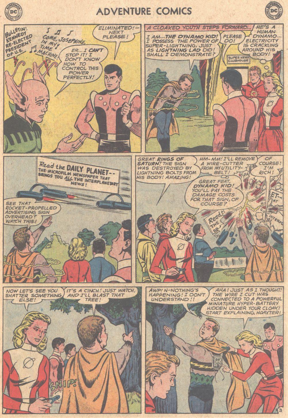 Read online Adventure Comics (1938) comic -  Issue #305 - 19