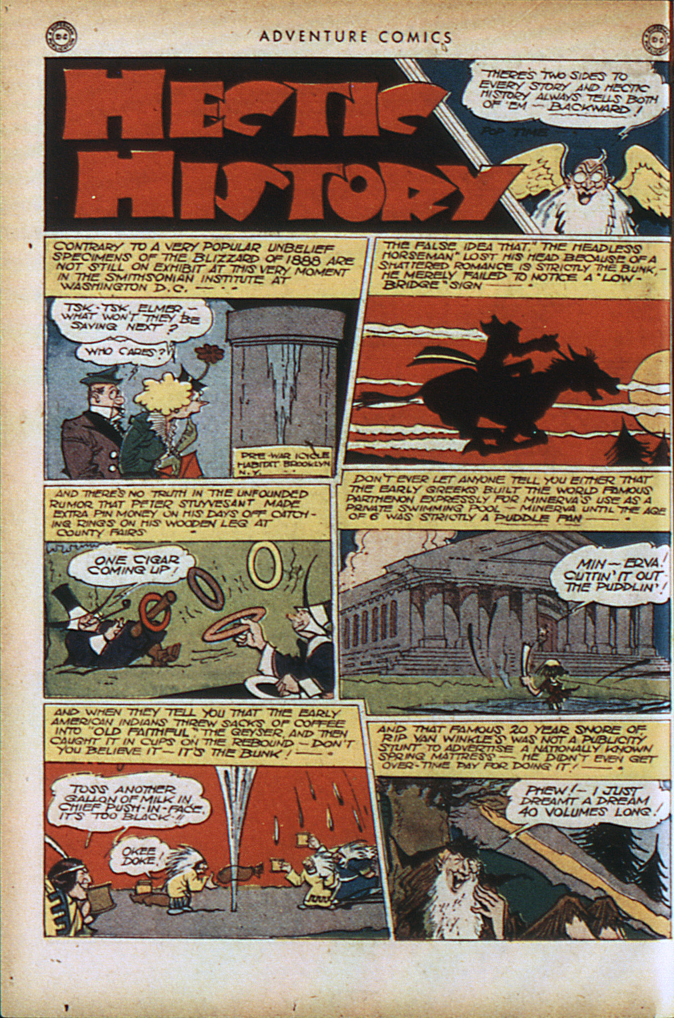 Read online Adventure Comics (1938) comic -  Issue #94 - 33