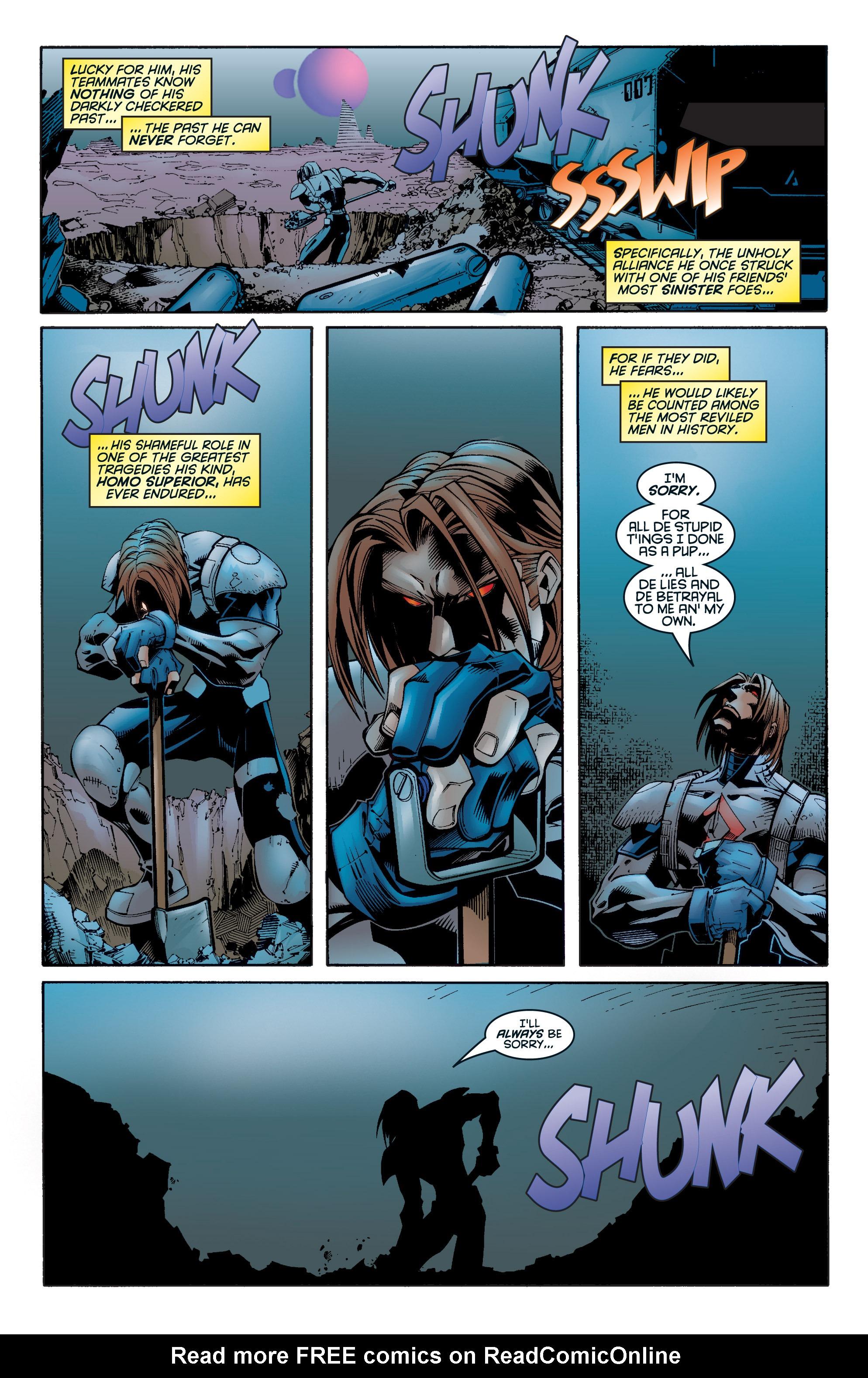 Read online Uncanny X-Men (1963) comic -  Issue #345 - 13