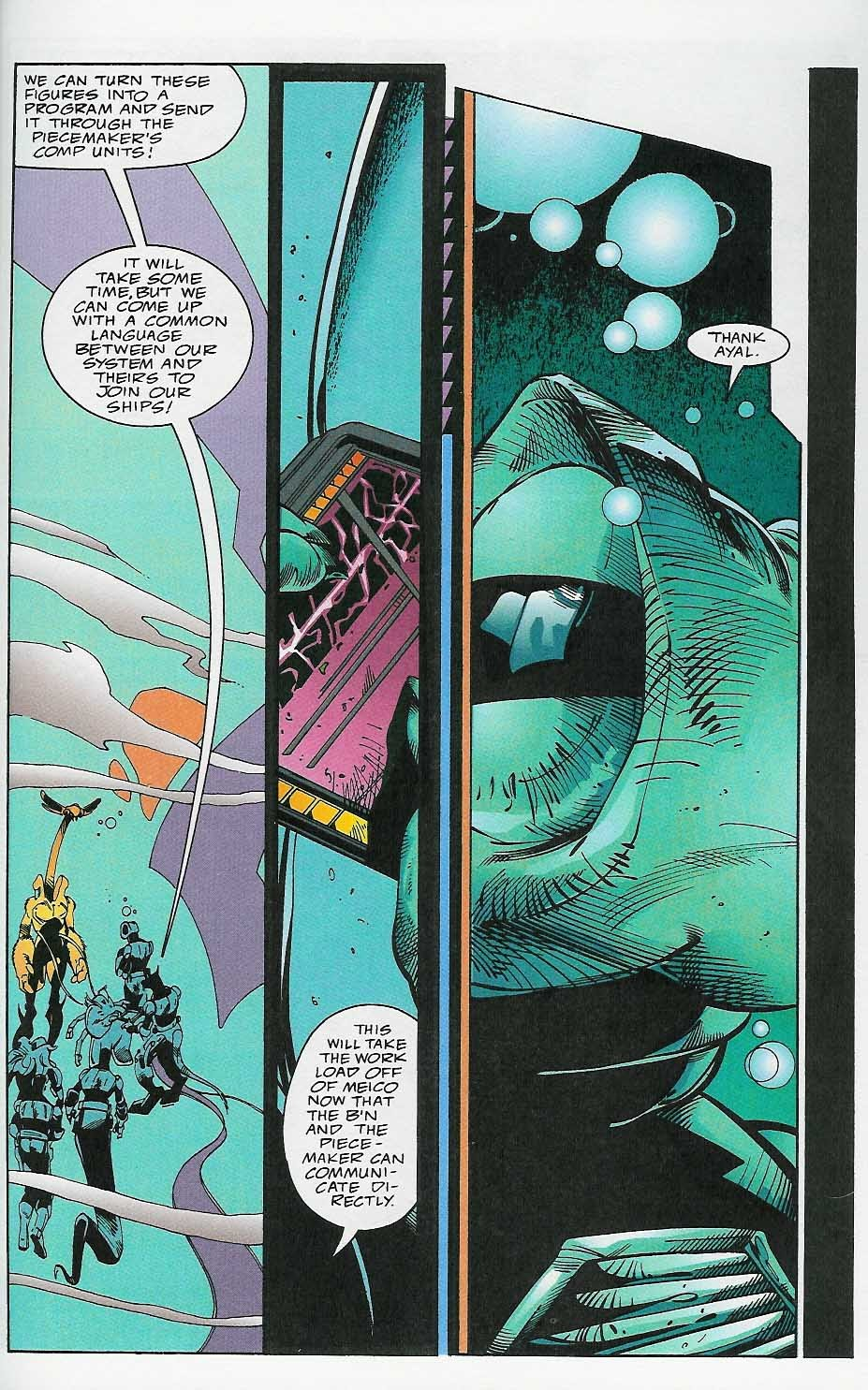 Alien Legion: On the Edge issue 2 - Page 30
