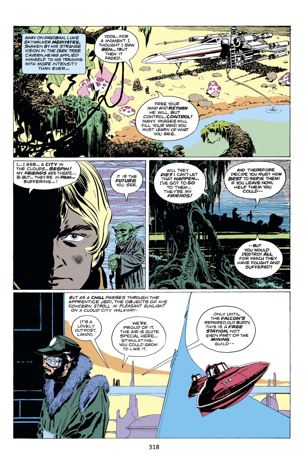 Read online Star Wars Omnibus comic -  Issue # Vol. 14 - 316