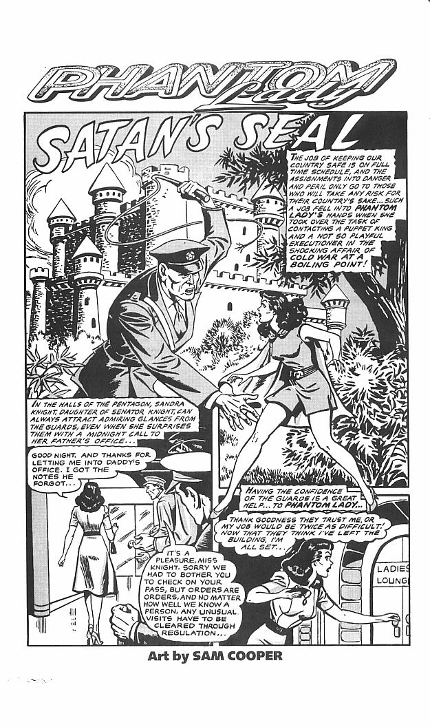 Read online Golden-Age Men of Mystery comic -  Issue #11 - 21