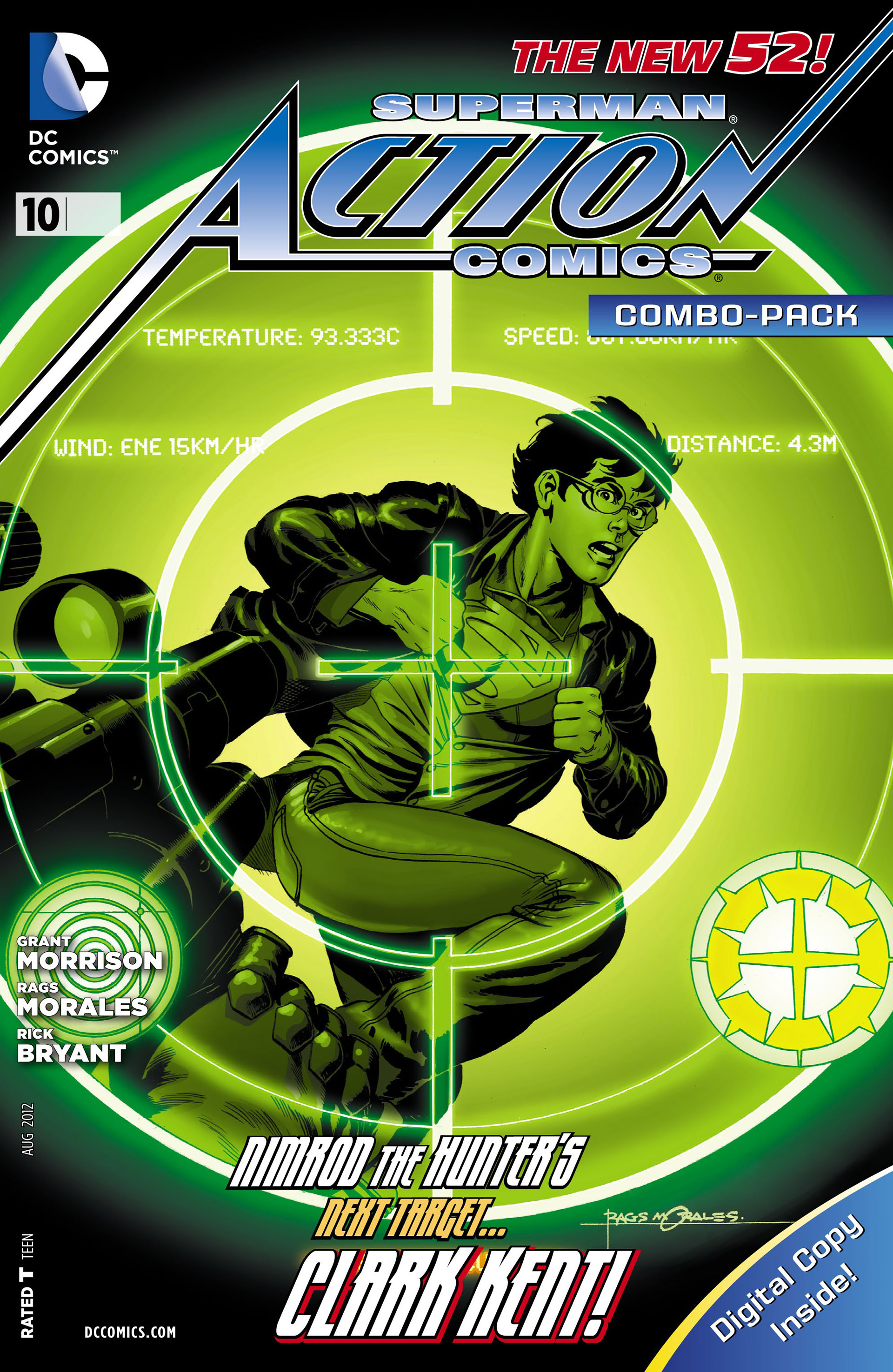 Read online Action Comics (2011) comic -  Issue #10 - 31