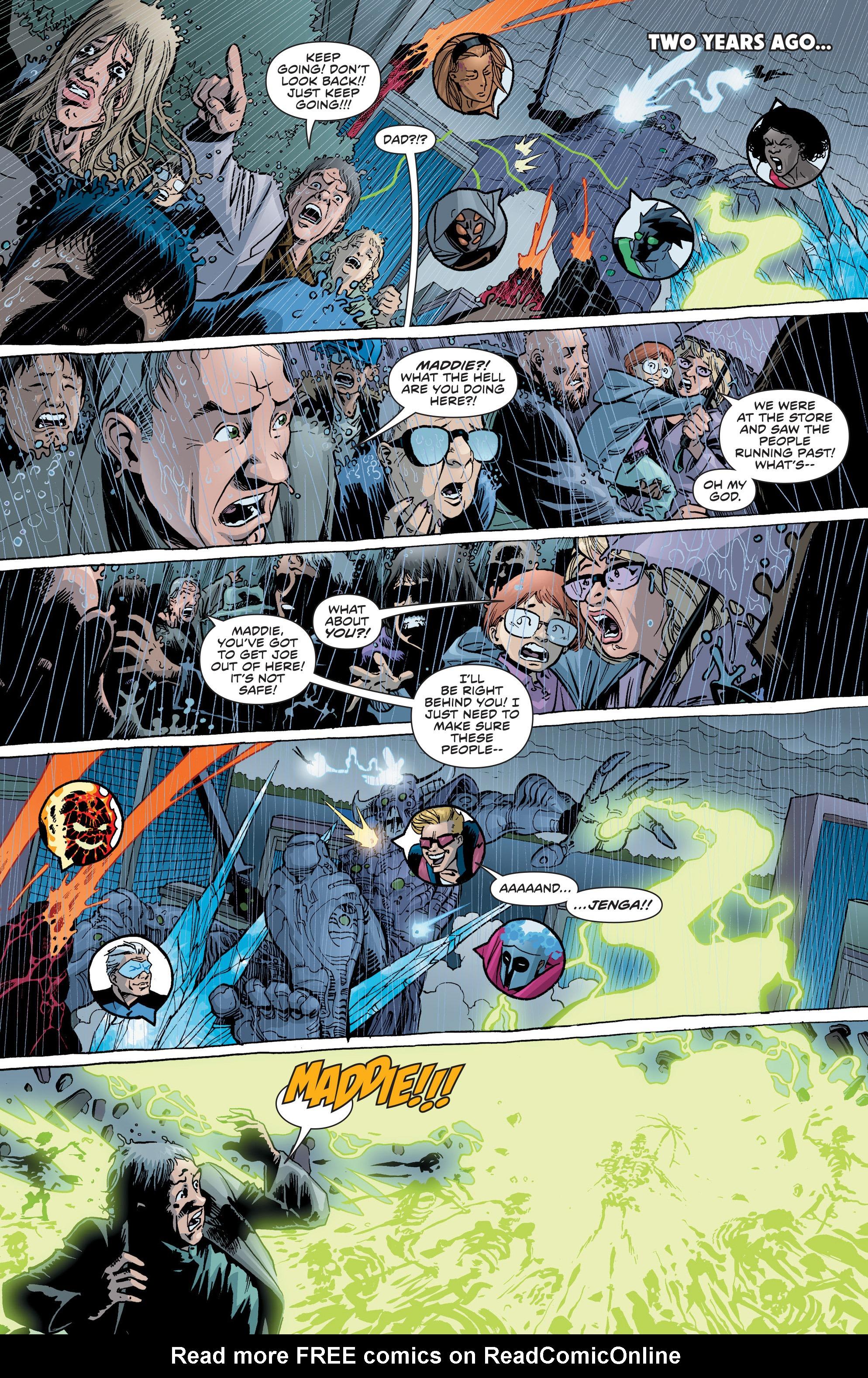 Read online Secret Identities comic -  Issue #7 - 27